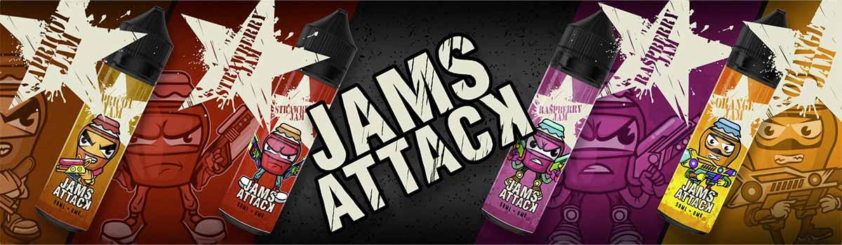 Líquidos Jams Attack