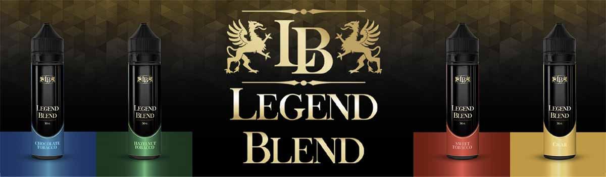 Líquidos Legend Blend