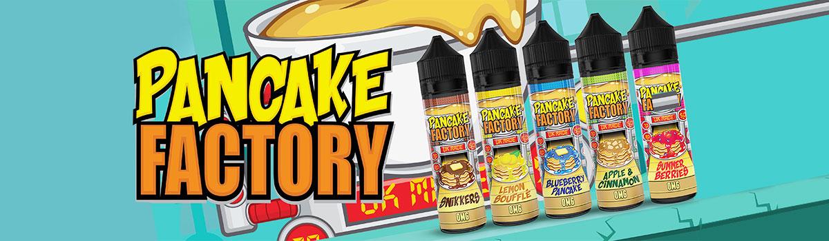 Líquidos Pancake Factory