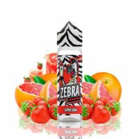Zebra Juice Refreshmentz Super Soda