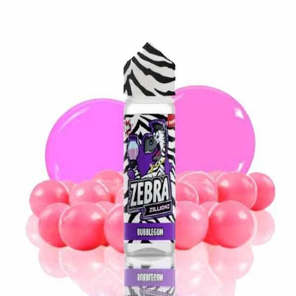 Zebra Juice Zillionz Bubblegum