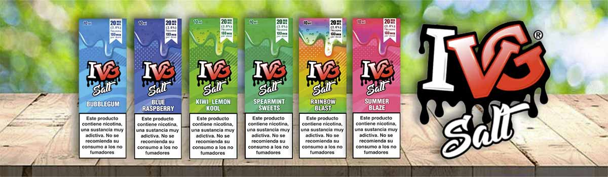 Líquidos IVG Salt