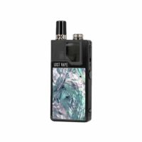 Lost Vape Orion DNA GO 40W kit Black Ocean Scallop