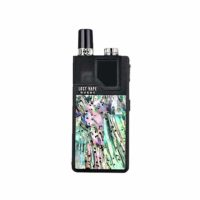 Lost Vape Orion Q Black Abalone