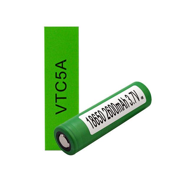 Comprar batería Sony VTC5A 18650 2600mAh 35A