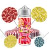 Sweet Spot Strawberry Laces 100ml