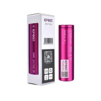 Batería Efest 20700 3100mAh. Potencia de salida 30A