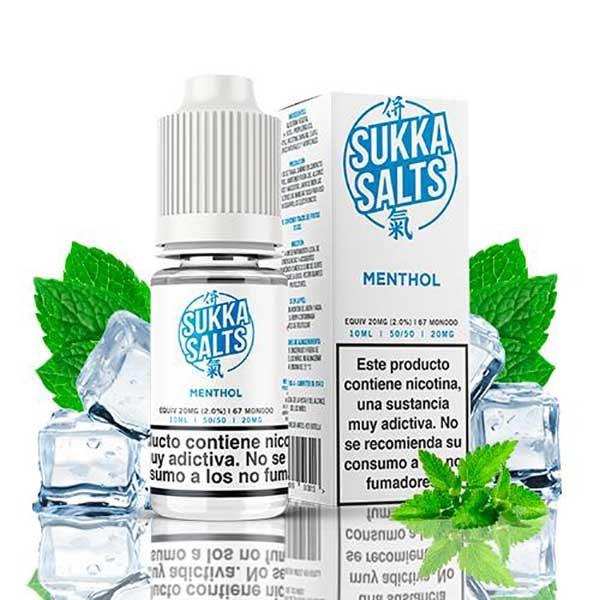 Sukka Salts Menthol