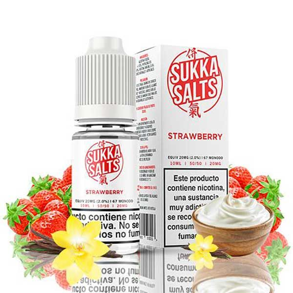 Sukka Salts Strawberry