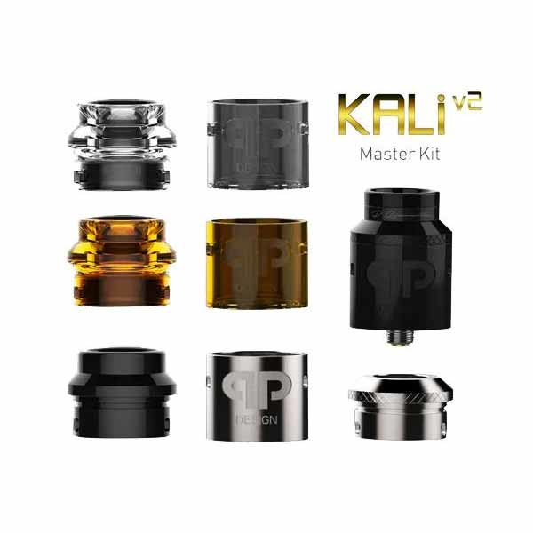QP Design Kali V2 RDA kit