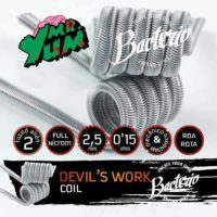Bacterio Coils Devils Work 0.15 detalle