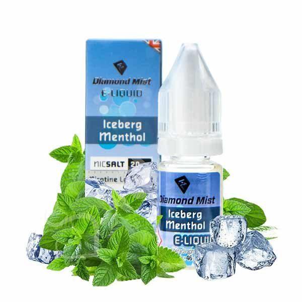 Diamond Mist Salt Iceberg Menthol