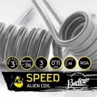 Bacterio Coils Speed Alien