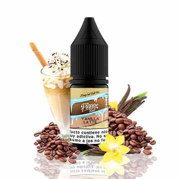 Frappe Salts Vanilla Latte