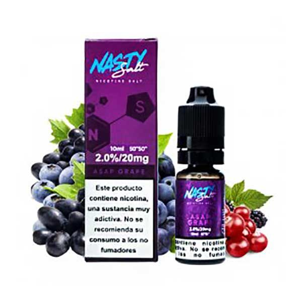 Nasty Juice Asap Grape Salt