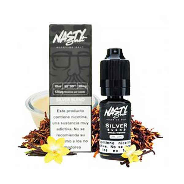 Nasty Juice Silver Blend Salt