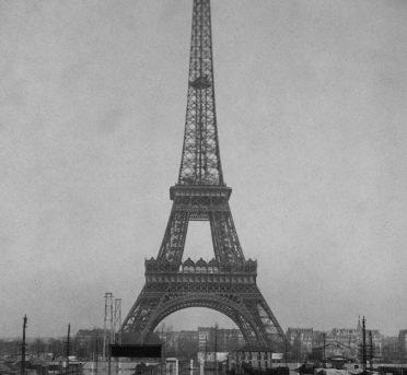 La gran inundación de París en 1910