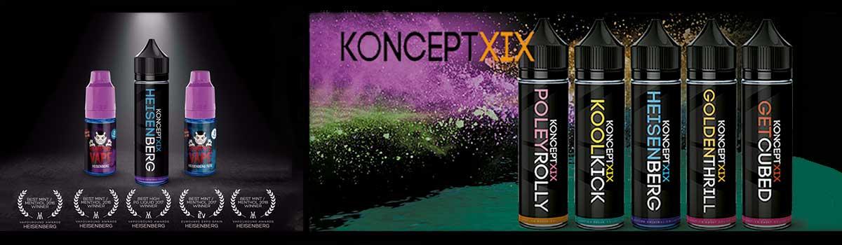 Líquidos KonceptXIX