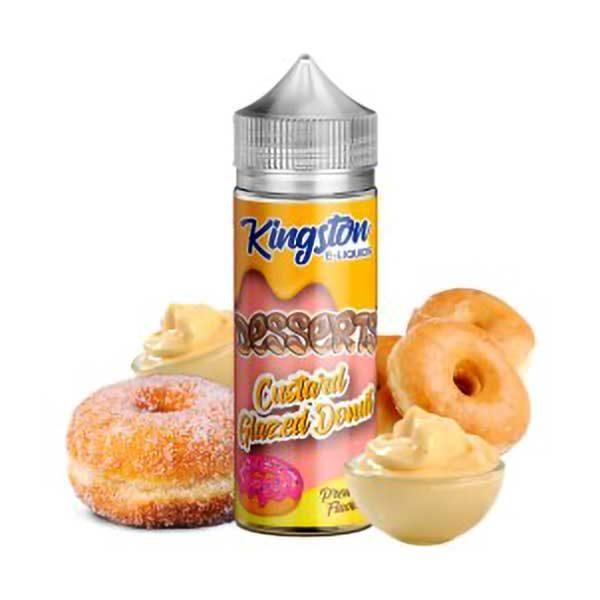 Custard Glazed Donut Kingston