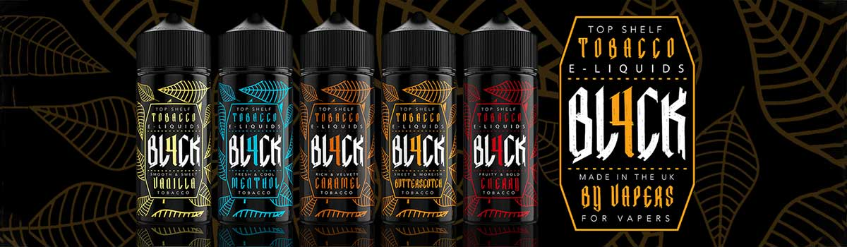 Líquidos BL4CK