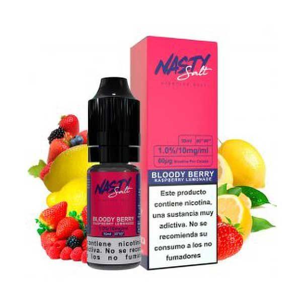 Nasty Juice Bloody Berry Salt