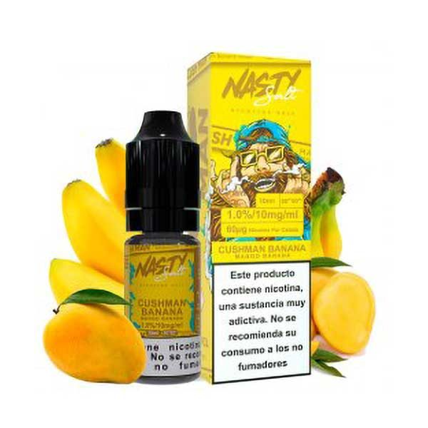 Nasty Juice Cush Man Banana Salt