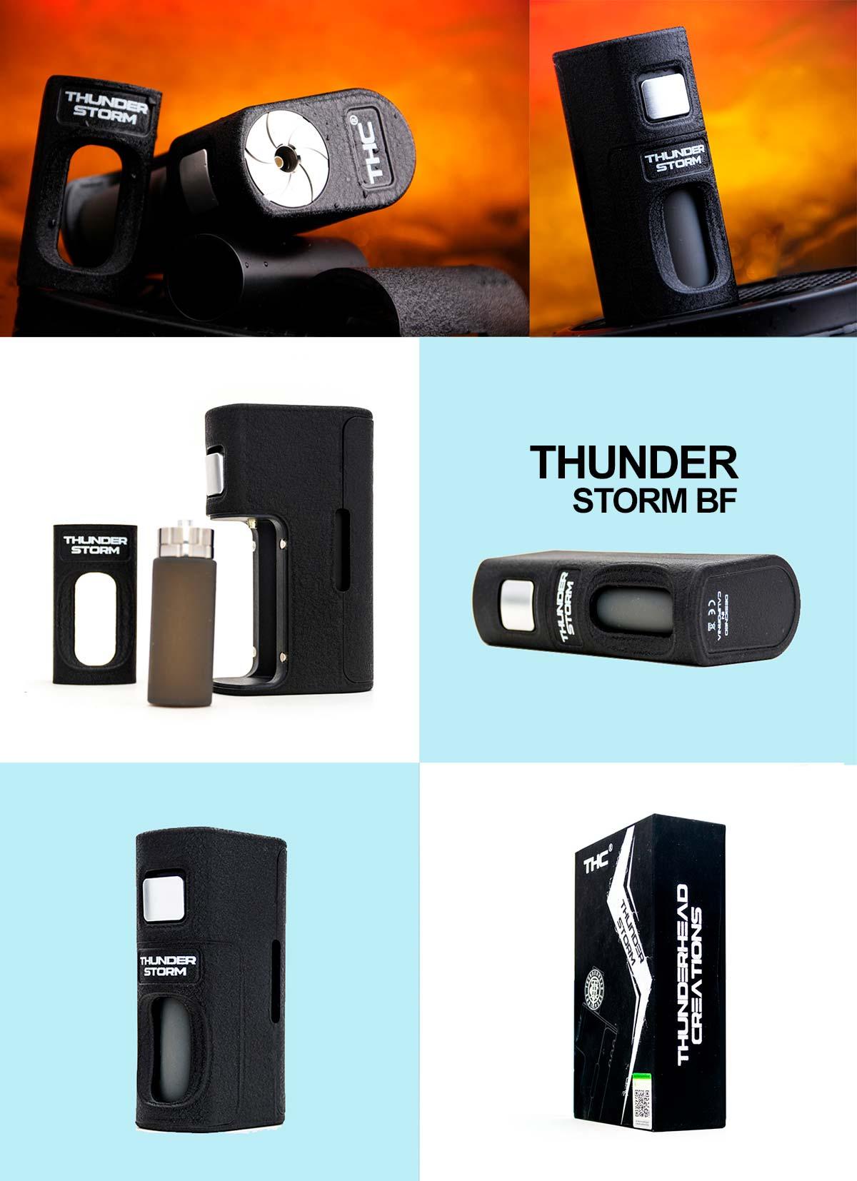 Thunder Storm BF, características