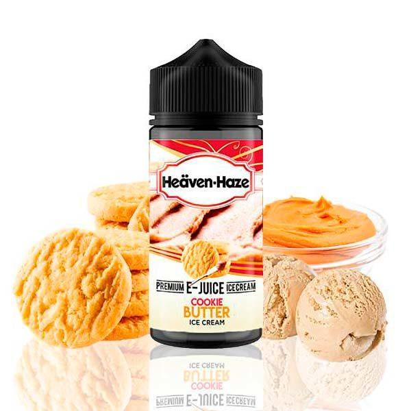 Heaven Haze Cookie Butter Ice Cream