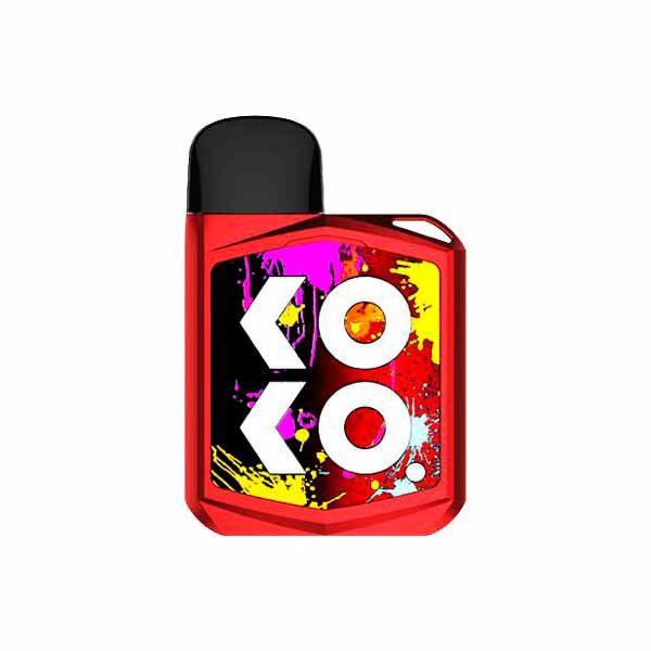 Koko Prime Pod rojo