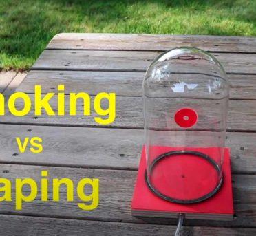 Fumar vs vapear