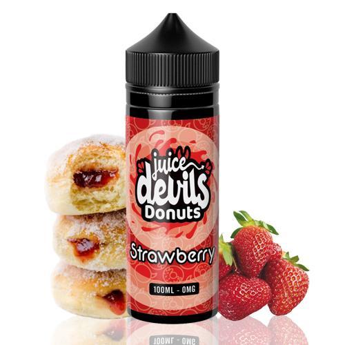Juice Devils Strawberry Donut