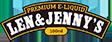 Líquidos Len & Jenny's