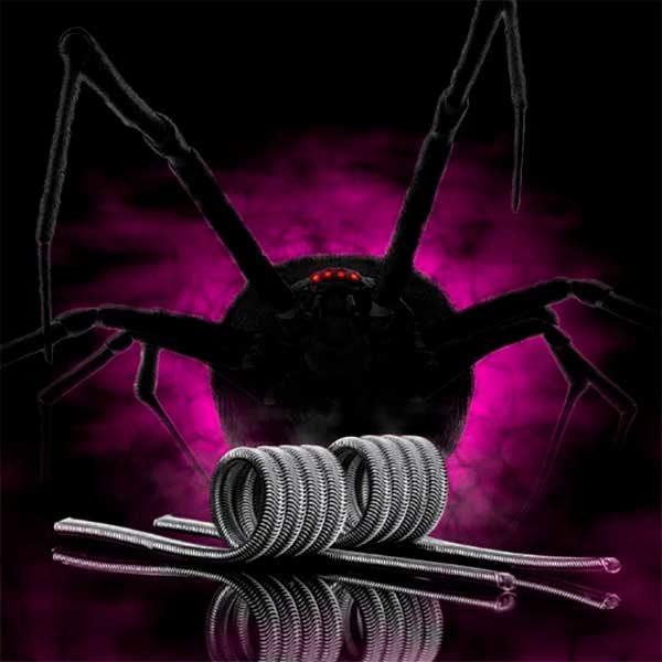 Black Widow Charrocoils